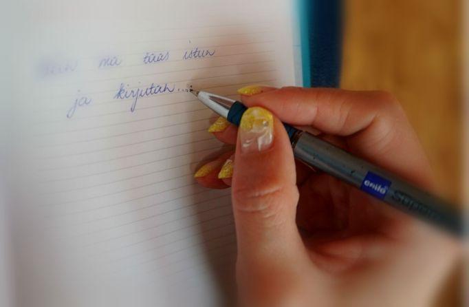 kirjutan